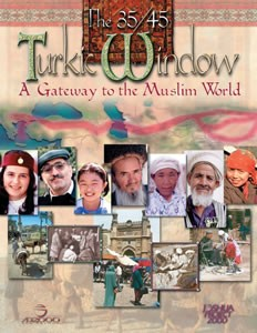 Turkic Window Booklet