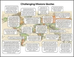 Challenging Mission Quotes