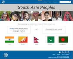 Explore South Asia people groups at the district level.
