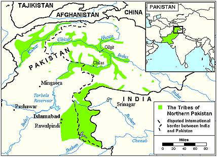 Chitrali in Pakistan