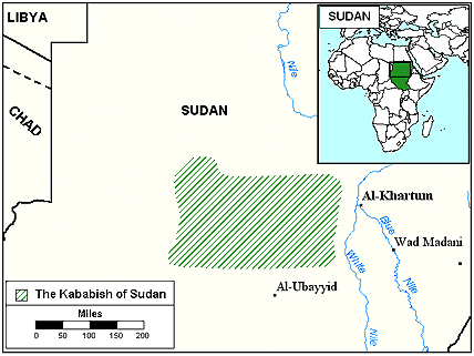 Dar Hamid in Sudan