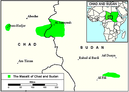 Massalat in Chad