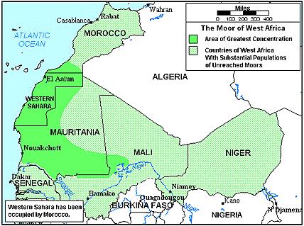 Moor in Western Sahara Joshua Project