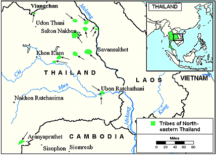 Khmu in Thailand