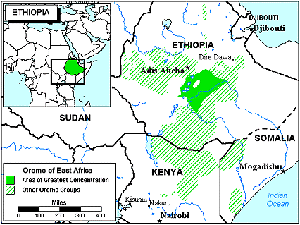 Oromo, Jimma in United States