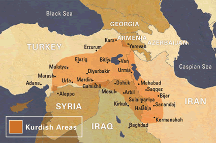 Kurd, Turkish-Speaking in Turkey