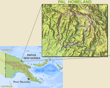 Abasakur in Papua New Guinea