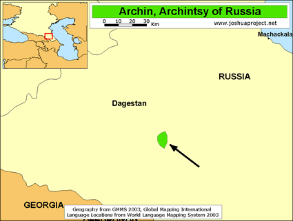 Archi, Archintsy in Russia