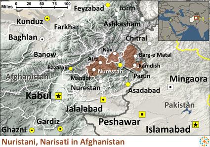 Nuristani, Narisati in Afghanistan | Joshua Project