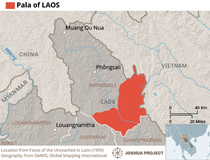 Pala in Laos