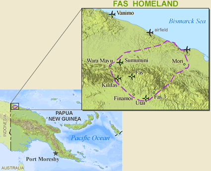 Fas, Bembi in Papua New Guinea