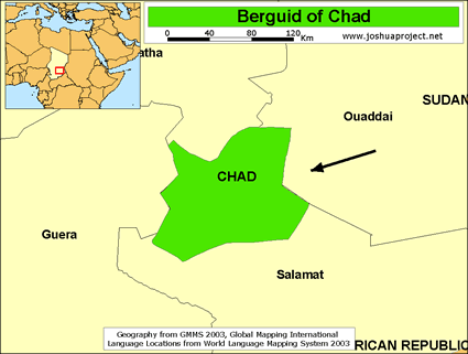 Birgid in Chad