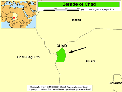 Bernde in Chad