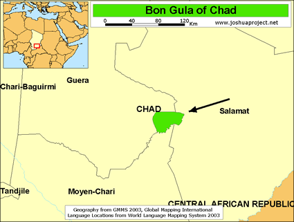Bon Gula in Chad