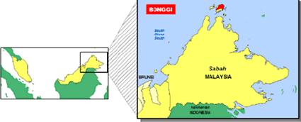 Bonggi language