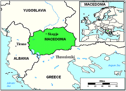 Bosniak in Macedonia