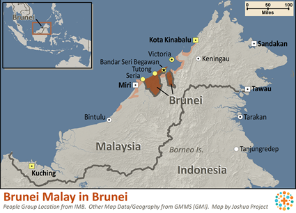 Brunei Malay in Brunei