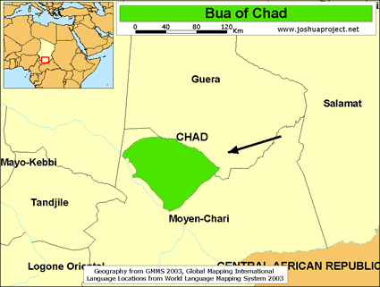 Bua in Chad