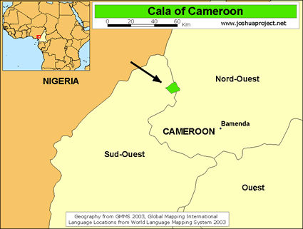 Cala in Cameroon