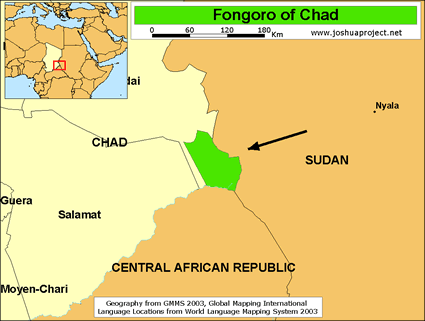 Fongoro in Chad