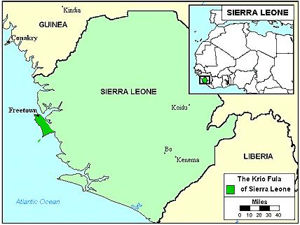 Fulani Krio in Sierra Leone Joshua Project