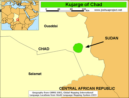 Kujarge in Chad