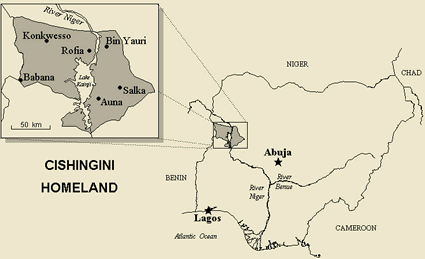 Ashingini in Nigeria
