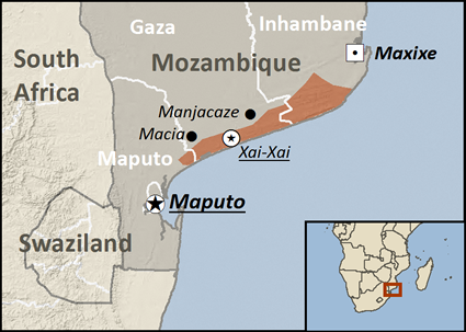 Chopi in Mozambique