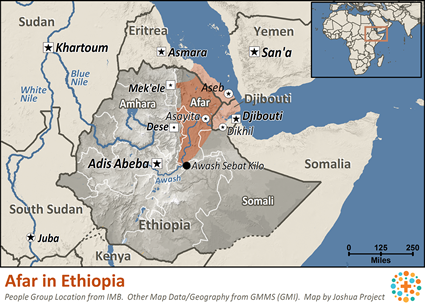 Afar in Ethiopia | Joshua Project