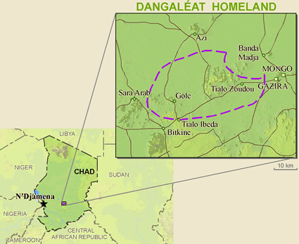 Dangaleat in Chad