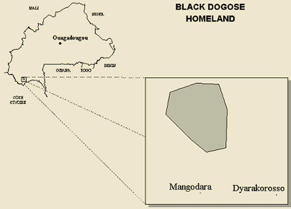 Dogoso in Burkina Faso