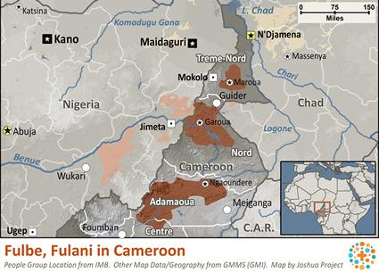 Fulani, Adamawa in Cameroon | Joshua Project