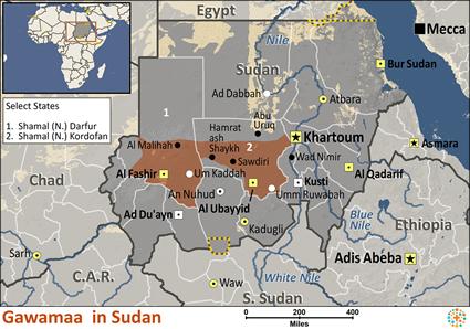 Gawamaa in Sudan | Joshua Project on kassala sudan, nyala sudan, omdurman sudan, el obeid sudan, khartoum sudan, juba sudan, wad madani sudan,