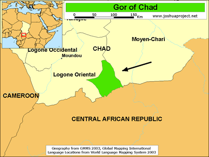 Gor in Chad