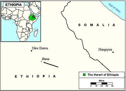 Harari in Ethiopia   Joshua Project