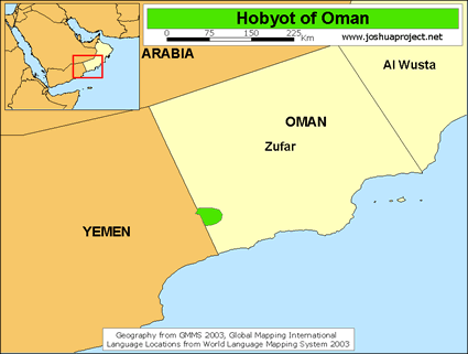 Hobyot in oman joshua project ethnologue language map gumiabroncs Images