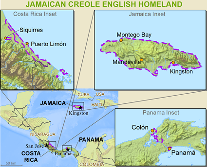 Jamaicans in Panama