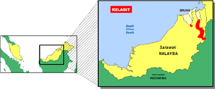 Kelabit in Indonesia