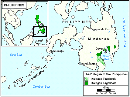 Kalagan in Philippines