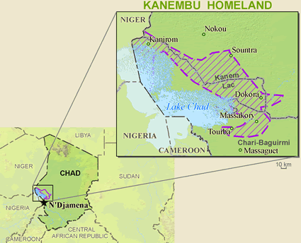 Kanembu in Niger