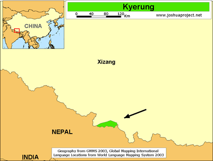 Kyerung in China
