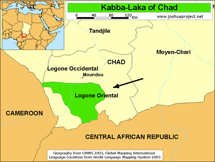 Kabba-Laka in Chad