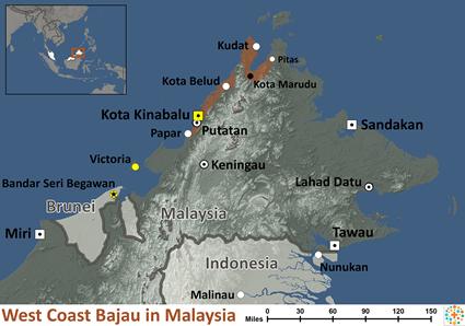 Bajau West Coast In Malaysia Joshua Project