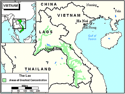 Lao in Vietnam