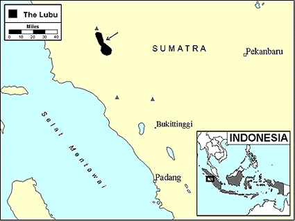Lubu in Indonesia