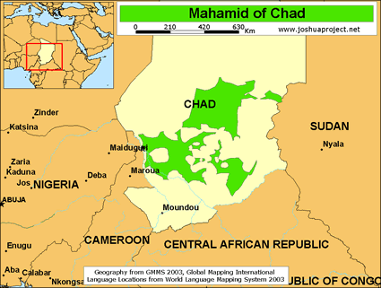 Mahamid in Chad