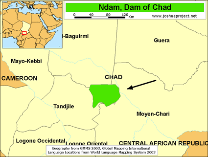 Ndam, Dam in Chad