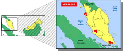 Nepalese in Malaysia