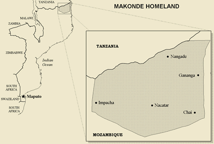 Makonde in Kenya