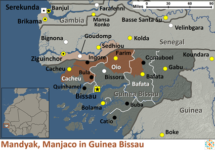 Mandyak Manjaco in GuineaBissau Joshua Project